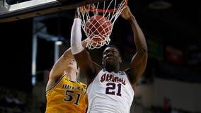Top-seeded Illinois cruises past Drexel 78-49 to open NCAA Tournament