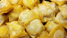 More than 2,000 pounds of frozen pasta products recalled over lack of inspection