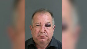 Woman knocks out man accused of beating girlfriend at bowling alley: reports