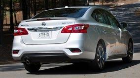 Over 800,000 Nissan cars recalled for brake light issue