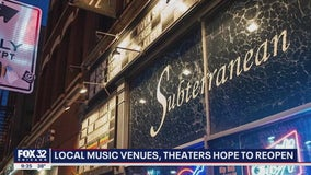 Gov. Pritzker's reopening plan provides hope for theaters, music venues