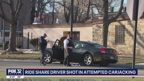 Wave of carjackings continue to sweep Chicago, Lyft driver among latest victims