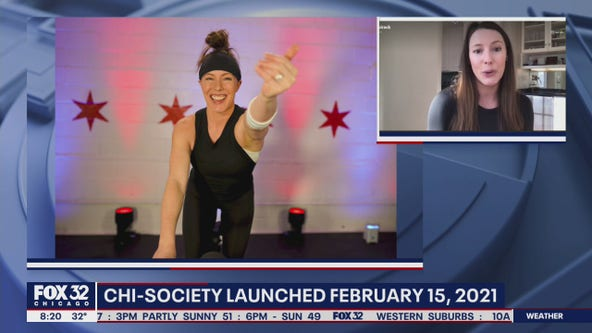 Chi-Society launched in February