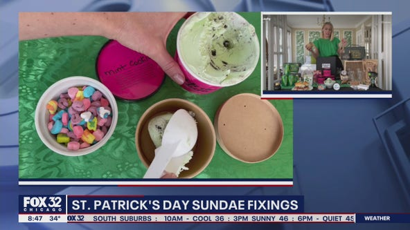 St. Patrick's Day treats for the whole family