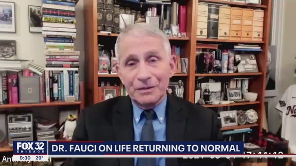 When will life return to normal? Dr. Fauci provides an answer