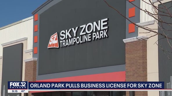 Sky Zone trampoline park in Orland Park to stay open for now