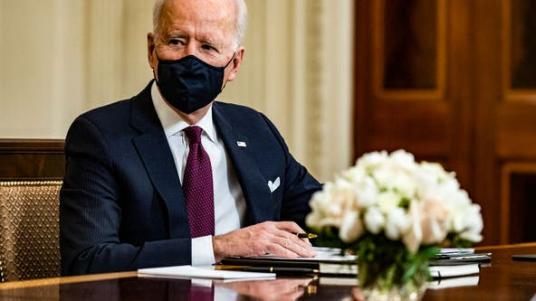 Biden marking 'Bloody Sunday' by signing voting rights order