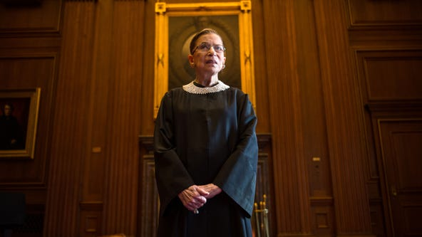 Democratic Women's Caucus propose monument honoring Ruth Bader Ginsburg