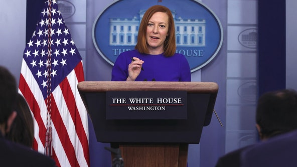 Jen Psaki predicts she'll leave White House press secretary job in 'about a year'