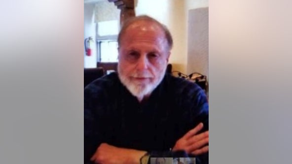 75-year-old man reported missing from Lake View