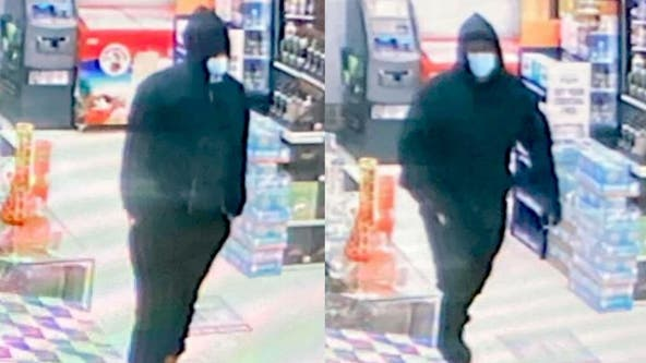 Armed duo robs Naperville liquor store at gunpoint