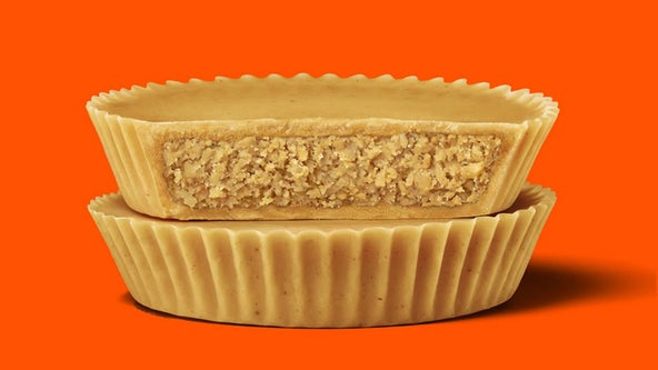 Reese's announces chocolate-free peanut butter cup