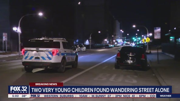 Boy and girl found walking alone in the cold in South Shore