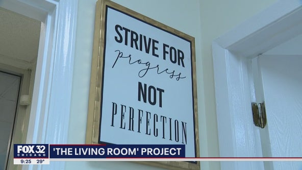 'Living Room' in Avondale now open to help those experiencing mental health crises