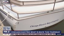 Chicago Electric Boat is back this Thursday