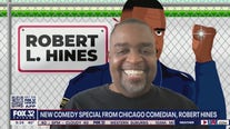 Chicago's Robert Hines talks about new comedy special 'Lockdown'