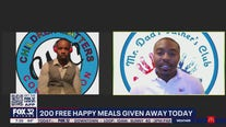 Anti-violence initiative giving out 200 free Happy Meals today to South Side kids