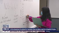 Stevenson High School students embracing competition in global math contest