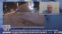 Former suburban police chief explains why he believes Adam Toledo shooting was justified