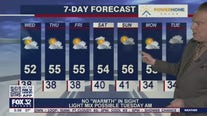 Morning forecast for Chicagoland on April 14th