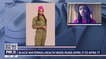 Black Maternal Health Week runs through April 17