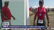 Man with Parkinson's reflects on his incredible weight loss journey