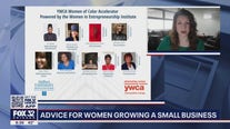 Advice for women growing a small business