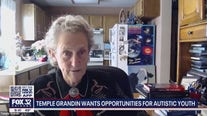 Temple Grandin wants opportunities for Autistic youth