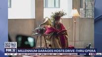 Millennium Garages hosting drive-thru opera 'Twilight: Gods'