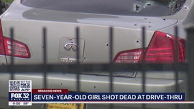 Three people, including a seven-year-old girl, shot dead in Chicago so far this weekend