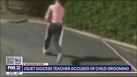 Former suburban teacher charged with child grooming didn't fulfill employment requirements, diocese says
