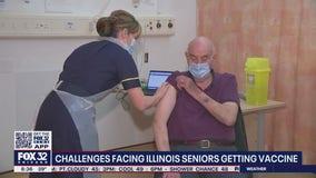 Oak Park organization working hard to get elderly, homebound seniors vaccinated
