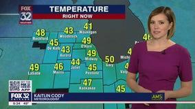 10 p.m. forecast for Chicagoland on April 13