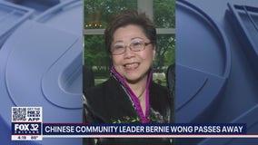 Bernarda 'Bernie' Wong, Chinese community leader in Chicago, passes away
