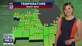 Lows in the upper 40s, patchy fog expected Friday night before more rain this weekend