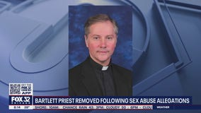 Bartlett priest accused of sexual abusing minor, asked to step aside