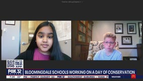 Bloomingdale schools team up to encourage composting for Earth Month