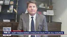 Jury expert shares deliberation room details in Derek Chauvin trial