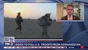 Rep. Kinzinger on President Biden's decision to remove troops from Afghanistan