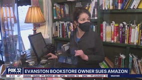 Evanston bookstore owner suing Amazon over price-fixing scheme
