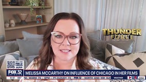 Melissa McCarthy on 'Thunder Force,' Chicago's influence