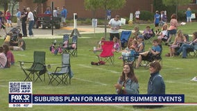Elk Grove Village plans for big summer concerts with no masks required
