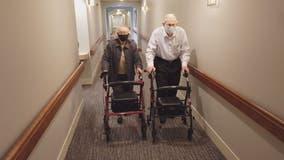 Northern Virginia couple celebrates 72nd wedding anniversary