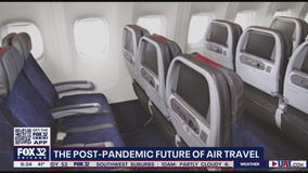 What will air travel look like in a post-pandemic world?
