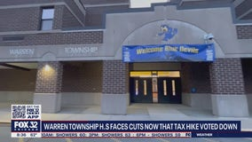 Warren Township High School faces cuts to athletics after tax hike was rejected