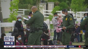 Biden administration faces criticism for handling of the border