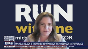Michelle Nelson likely to become first female mayor of Flossmoor
