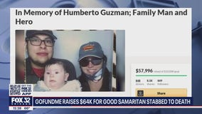 Fundraiser for good Samaritan killed in Berwyn grocery store reaches $64K