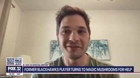 Former Blackhawks player Daniel Carcillo says magic mushrooms saved his life