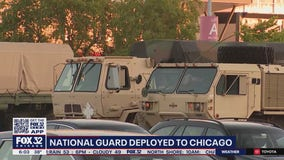 National Guard deployed to Chicago as city awaits verdict in Derek Chauvin trial